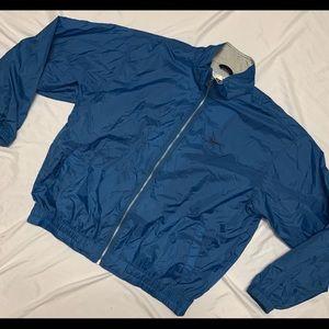 Nike Royal Blue Packable Windbreaker Jacket